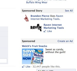 I didn't endorse Raven Marketing Tools...